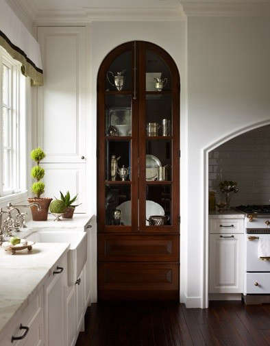 built-in-mahogany-cabinet-kitchen