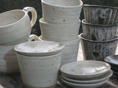 Tabletop Akikos Pottery in Seattle portrait 3