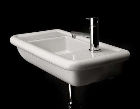 Small Wall Mounted Guest Bath Sinks Armonk Real Estate