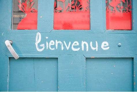 vegetale-blue-door