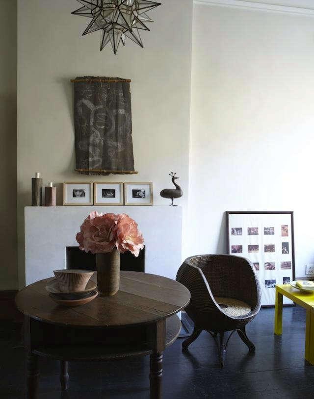 Design sleuth romantic paper flowers remodelista for Living room 101 atlantic ave boston
