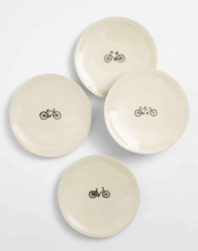 rae-dunn-bicycle-plate-set