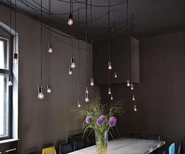 tin berlin hanging lights flowers blossoms