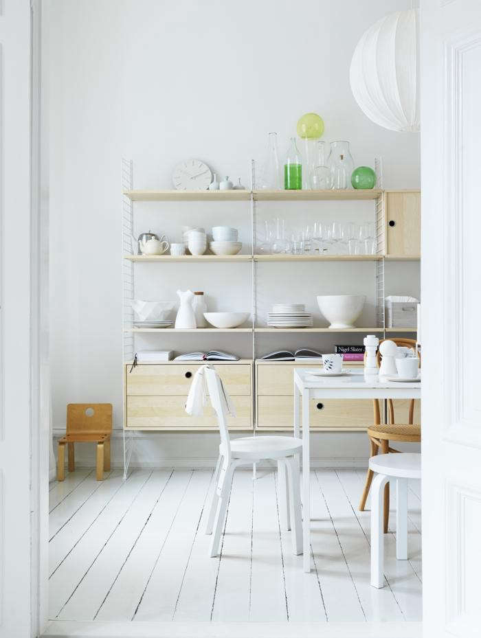 kitchen of the week the classic string swedish kitchen remodelista