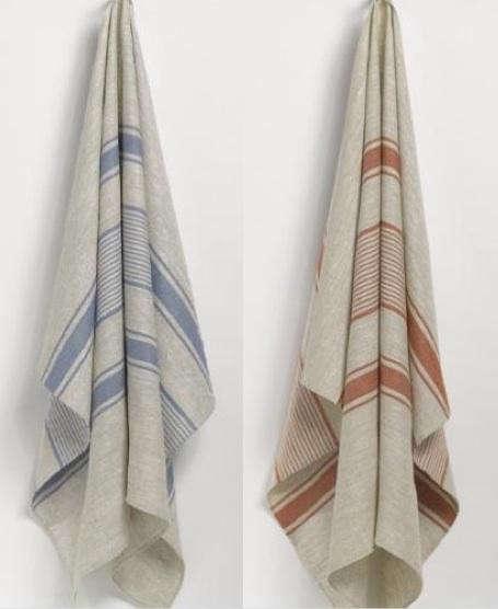 anichini-blue-red-beach-towel