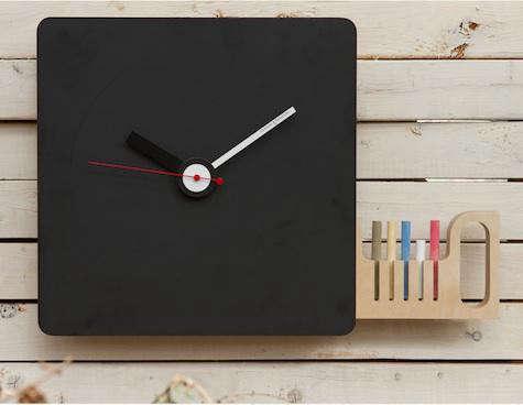 chalkboard-kitchen-clock-8