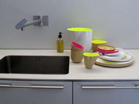 maison-sauvage-neon-dishes