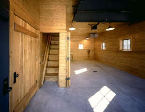 Albertsson-Hansen-Storage-Barns-rural-Minnesota-milled-straight-V-groove-construction