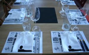 Rachel-Khoo-Mad-Men-dinner-place-setting