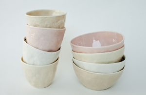 Kajsa Cramer cups and bowls