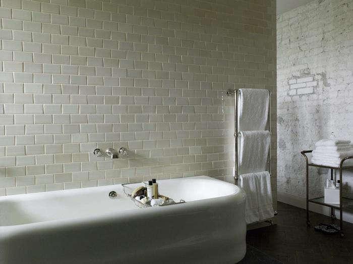 Steal This Look Soho House Berlin Bathroom Remodelista