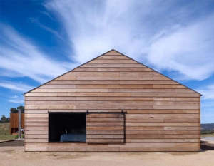 Hill-Plain-House-Wolveridge-Associates-Victoria-Australia-sliding-barn-door