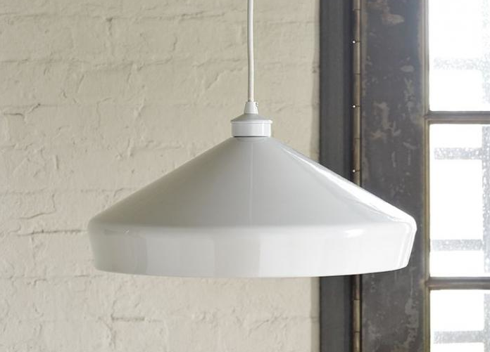 10 Easy Pieces: Metal Pendant Lights: Remodelista