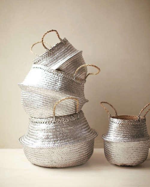 martha-stewart-spray-painted-basket