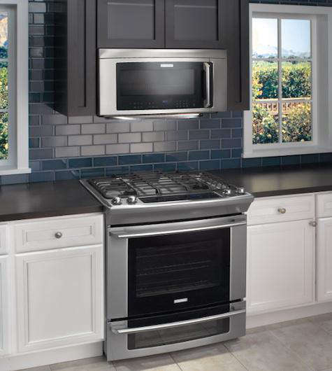 Appliances Electrolux Over The Range Microwave Oven Combo