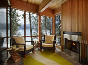 DeForest-Architects-Lake-Wenatchee-western-red-cedar-ceiling-wall-panels-glulam-beams-screened-porch
