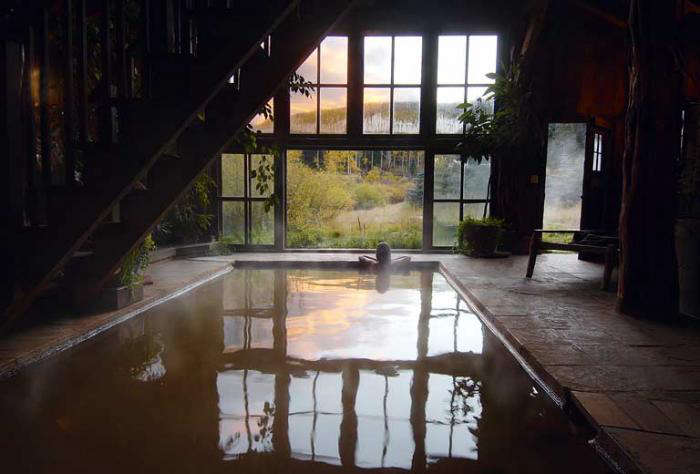 Dunton hot springs in colorado remodelista for Living room 101 atlantic ave boston