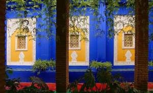 Majorelle-Garden-Louis-Majorelle-bleu-majorelle-yellow-moorish-detail
