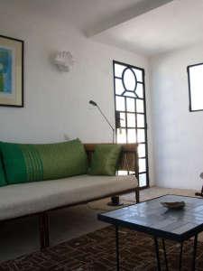 Nord-Pinus-Tanger-Anne-Igou-lime-green-cushion-mid-century-carpet