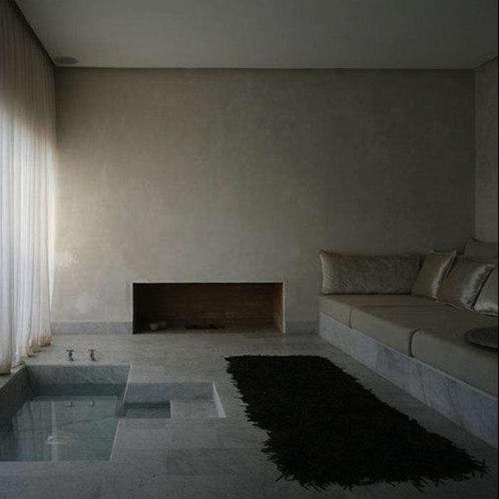 Royal Oaks Apartments Palm Desert: Minimalist Exotica From Studio KO Architects: Remodelista