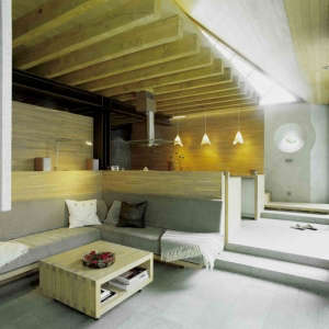 Mill-House-Windgardhs-sauna-interior-view-guest-house