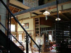 Burr & McCallum Architects, barn house, renovated barn, Berkshires