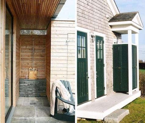 green-outdoor-showers