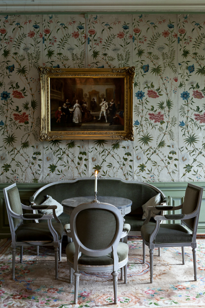 An Enchanted Castle in Sweden Remodelista