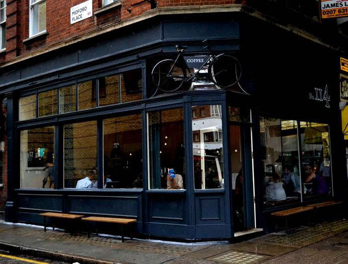 An Under The Radar Coffee Shop In London Remodelista