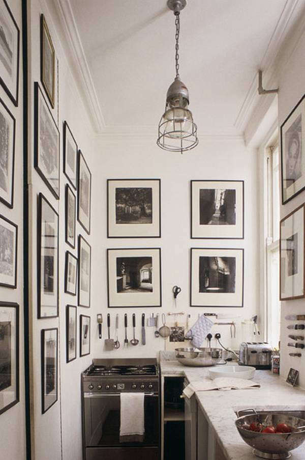 french-tiny-kitchen-black-white-photos
