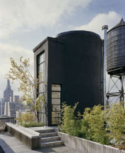 Messana-O'Rorke-Tank-House-New-York-water-tank-urban-tree-house-roof-deck