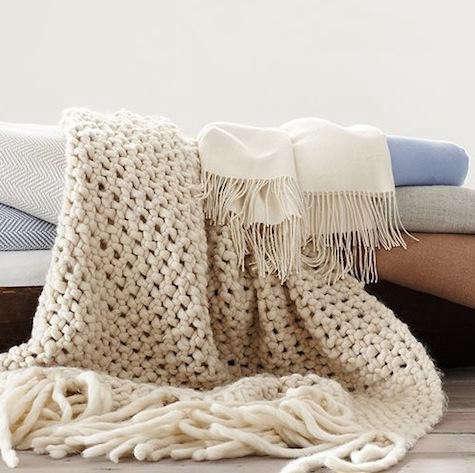 Australian-chunky-wool-blanket
