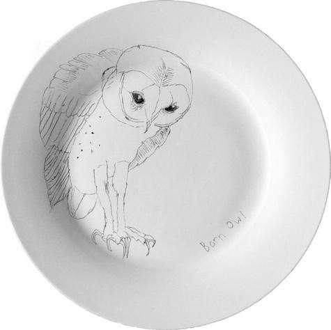 Barn-Owl-Plate-7