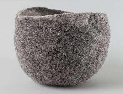 Wee-felt-bowl