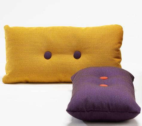 hay-purple-yellow-steelcut-pillows