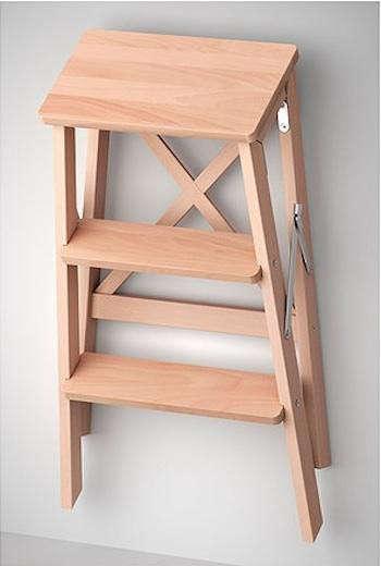 ikea-ladder-hanging