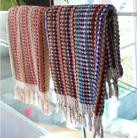michele keeler towels turkish