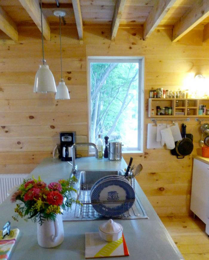 Rehab Diaries: A Kitchen In Maine, On A Minimal Budget