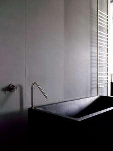 Basalt Bathtub Designed by Fearon Hay, Remodelista