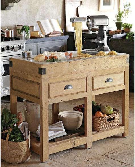 steal this look li edelkoort paris kitchen remodelista. Black Bedroom Furniture Sets. Home Design Ideas