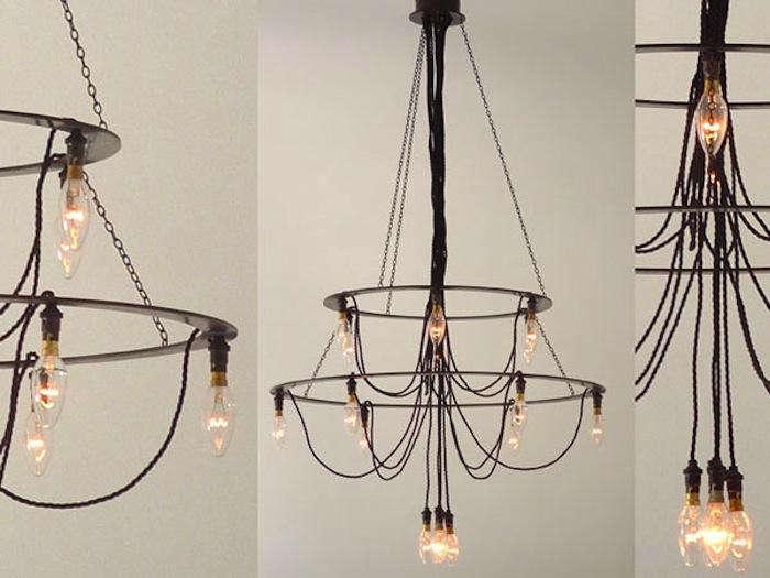 10 easy pieces modern chandeliers remodelista aloadofball Gallery