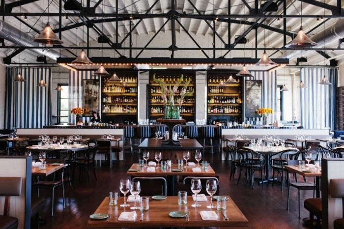 Restaurant Visit Optimist In Atlanta Remodelista