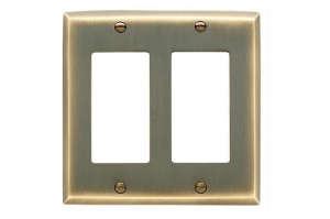 Brass Switch Plate, Remodelista