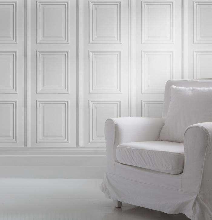 Instant Architecture Trompe L Oeil Wallpaper Remodelista