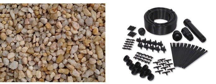 gravel-montage