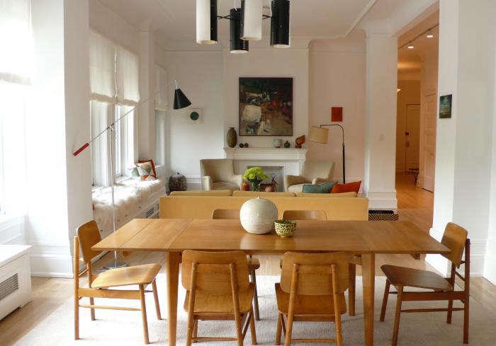 5 favorites the best of weinberg modern courtesy of for Living room 101 atlantic ave boston