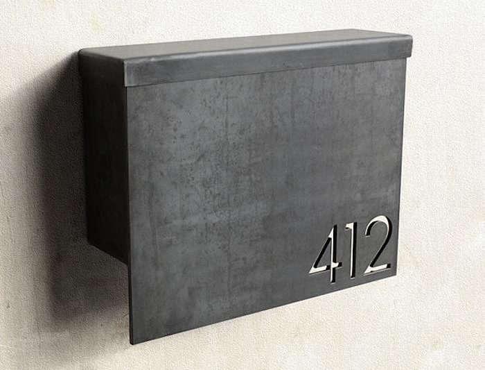 700 steel mfg post box 412