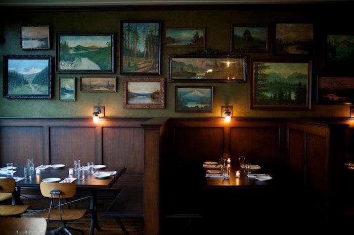 700 woodsman tavern paintings
