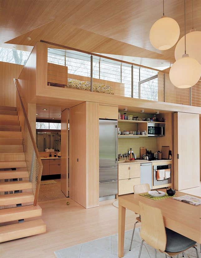 12 Minimalist Concealed Kitchens  Remodelista