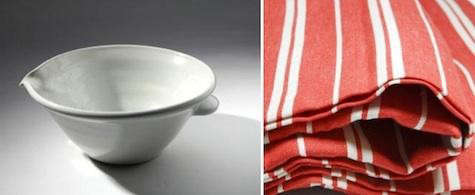 bowl-striped-red-towel